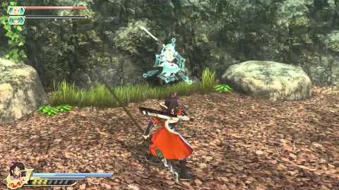 PS4 60FPS『閃乱カグラ ESTIVAL VERSUS -少女達の選択-』Murakumo gameplay(All Ninpos)