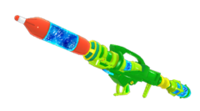 Water Gun Rocket Launcher V2
