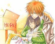 Misaki and Usui Hope