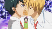 Takumi kissing shouichirou