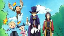 The fairy tale gang