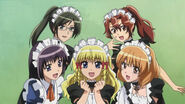 Maid latte girls