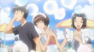 Sayu and gon-chan