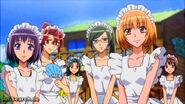 Beach maid cafe