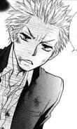 Naoya shirokawa when he was a delinquent