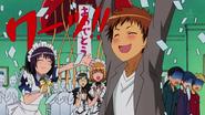 Hinata wins the contest