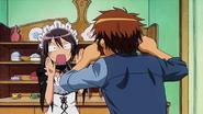 Hinata confronts Misa