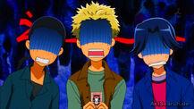 Moron Trio beaten