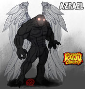Azrael wielder of souls by kaiju saur-d6bb177