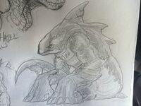 Orzul sketch