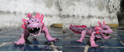 Minion axolotls the army of the lake by mexicankaiju-d6hcp6b