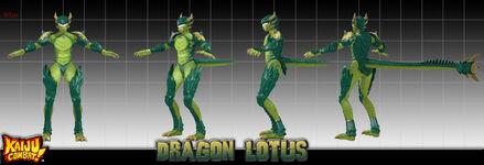 Dragon Lotus reveal