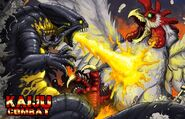 Kaiju Combat