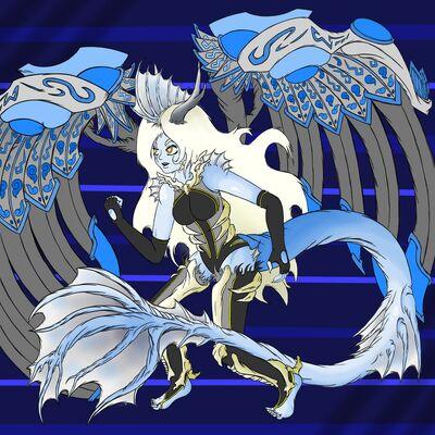 Kalani the dragon empress by indonesianbob66-d6iakkj