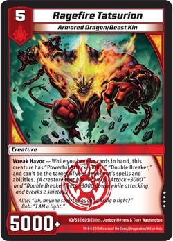 Ragefire Tatsurion (6DSI)