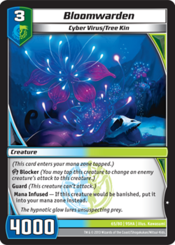 Bloomwarden (9SHA)