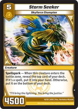 Storm Seeker (6DSI)