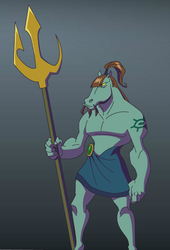 Bronze-Arm Champion