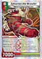 Tatsurion the Brawler (10INV)
