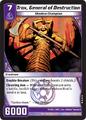 Trox, General of Destruction (3RIS)