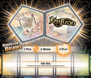 Booster Brawl playmat