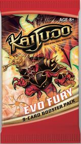 Evo Fury booster pack