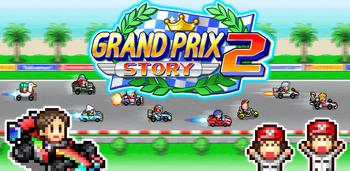 Resultado de imagem para Grand Prix Story 2
