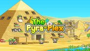 The Pyraplex Title Screen