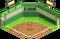 Baseball field-PocketAcademy