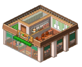 Restaurant (Station Manager)