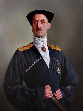 Pyotr Wrangel