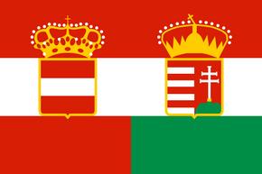 Flag of Austria Hungary