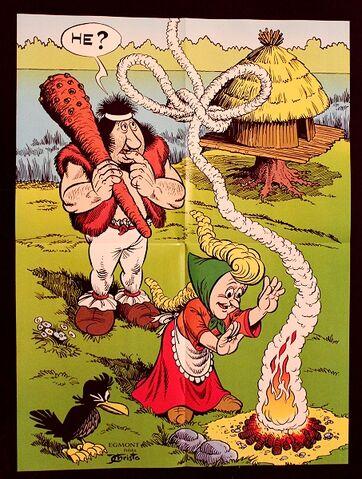 File:Kajko i Kokosz gra mirmiłowo wielkie plakat Christa.jpg