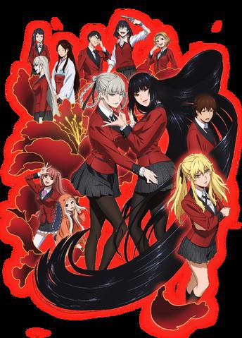 File:Kakegurui anime cast image.PNG