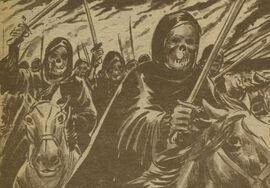 Jinetes de la Muerte Cara