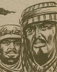 Ladrones Beduinos Cara