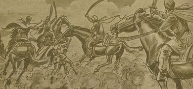 Vengadores de Kali Extra 2