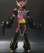 Ex-Aid Chambara Action Gamer