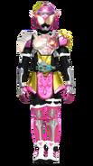 Poppy Marika Peach Energy Arms