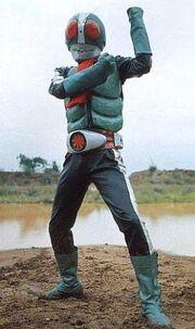 Kamen Rider 2 original
