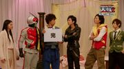 X and Kyoryuger
