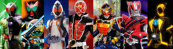 All Neo Heisei Riders