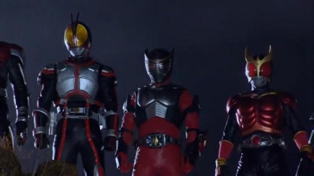 File:Faiz, Ryuki, Kuuga (Super Hero Taisen Z).jpg