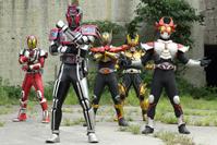 File:Final Forms-Decade ,Faiz ,Ryuki , Agito and Kuuga.png
