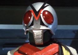 SMR-Masked Rider V3