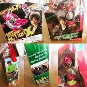 LVUR00 Kamen Rider Kageyama Cycling Gamer