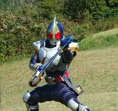 Kamen Rider Bujin Blade