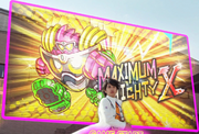 Maximum Mighty X Screen