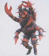 Amazon-vi-spiderbeastman
