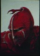 Scorpionman portrait